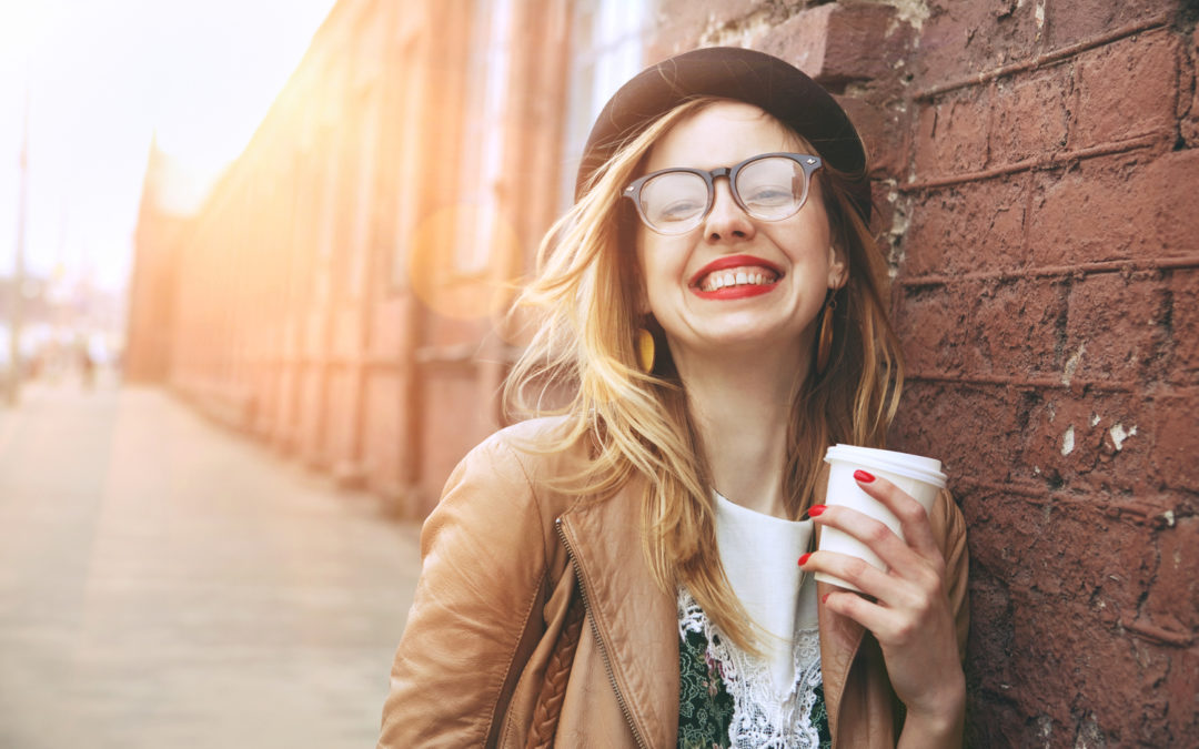 The science of happiness: Researchers suggest taking your next coffee break outside