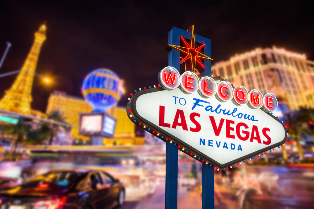 Las Vegas ranked among top Thanksgiving destinations