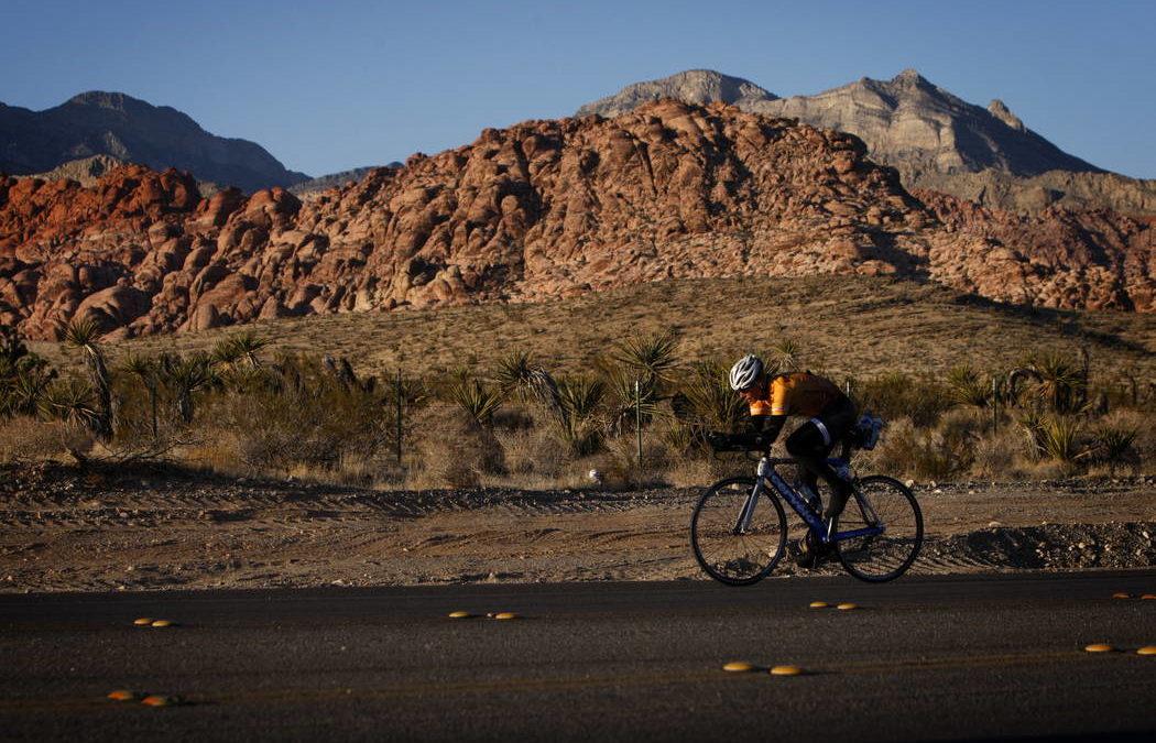 Road Repairs May Clog Traffic Around Red Rock Canyon