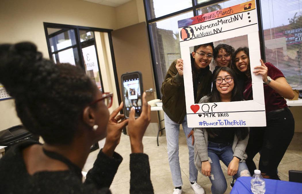 Las Vegas Women's Rally to Kick off Voter Registration Effort
