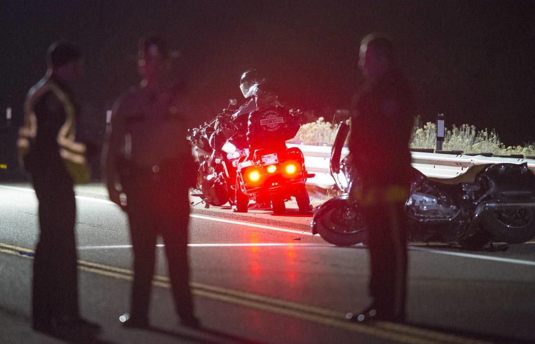 Couple Dies in Blue Diamond Road Crash Near Las Vegas