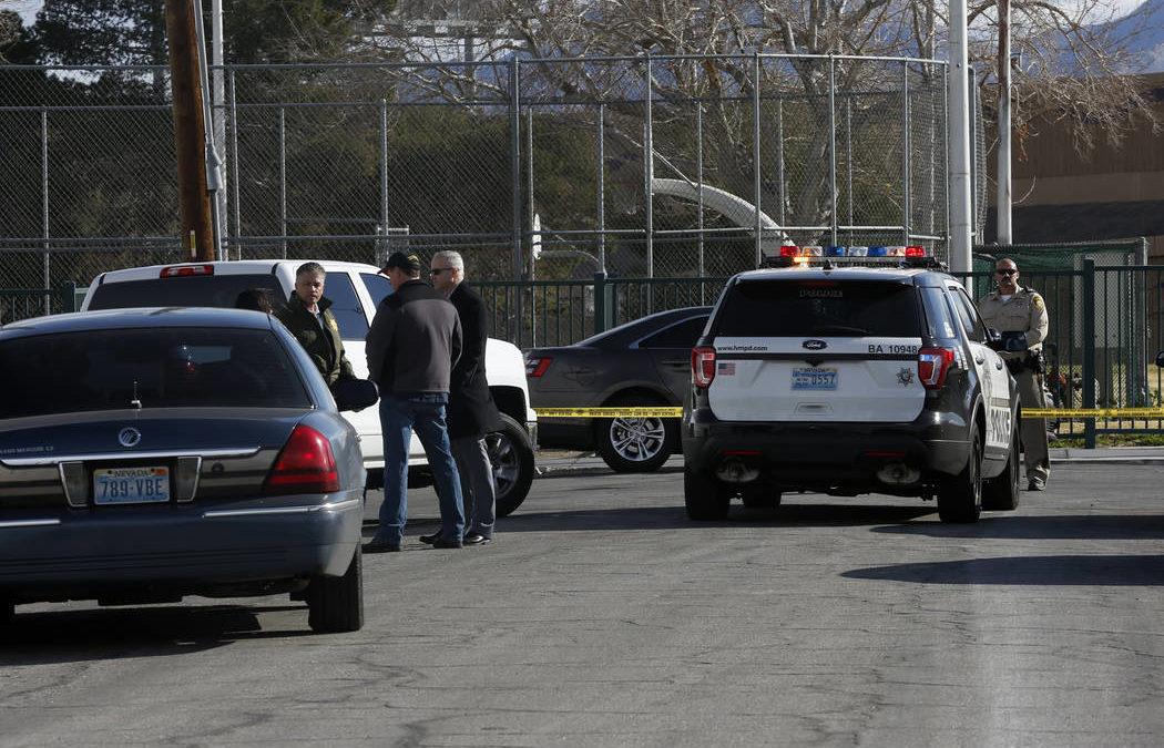 Las Vegas Police Investigating Apparent Murder-suicide