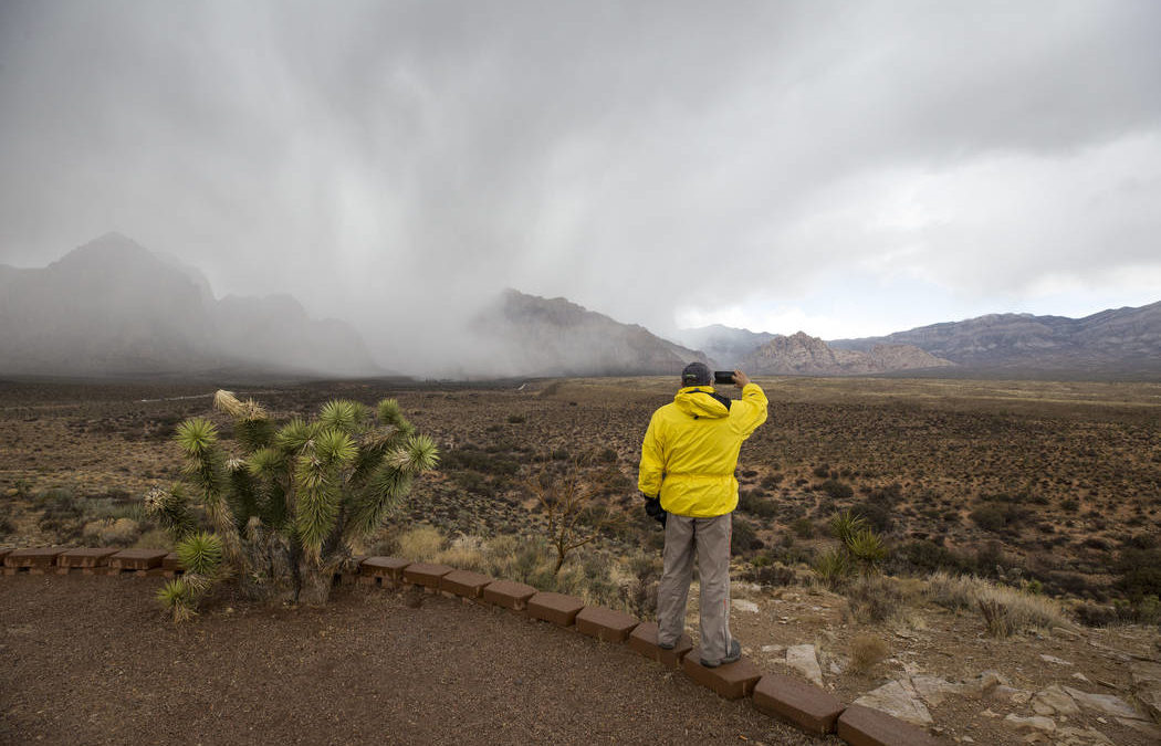 Southern Nevada Parks Starting to See Effects of Shutdown