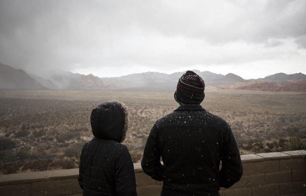 Warmer Temperatures on the Way in Las Vegas Valley