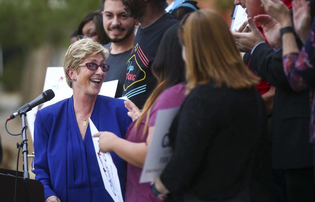 Valerie Weber Joins Race for Nevada Senate District 8
