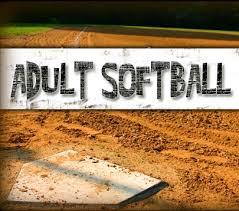 Adult Softball League Starts February 5th