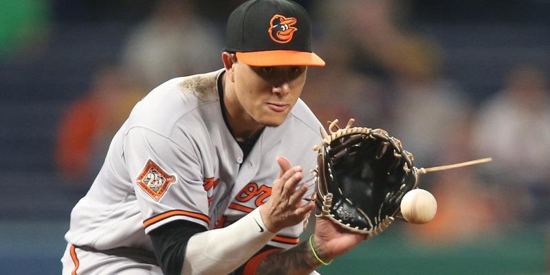Notebook: Orioles Shifting Machado Back to Shortstop