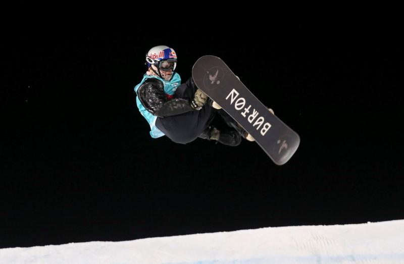 Snowboarding at the Games is About Fun, Not Glory, Says Parrot