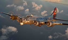 """B-17-Bomber- ESAM Fly In Breakfast Features - Sadies Boy's"""" Writer Art & Culture Entertainment Events Featured Science & Technology Travel U.S. [your]NEWS"""