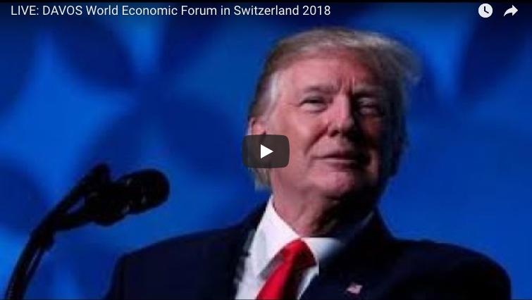 Live: Davos World Economic Forum in Switzerland 2018