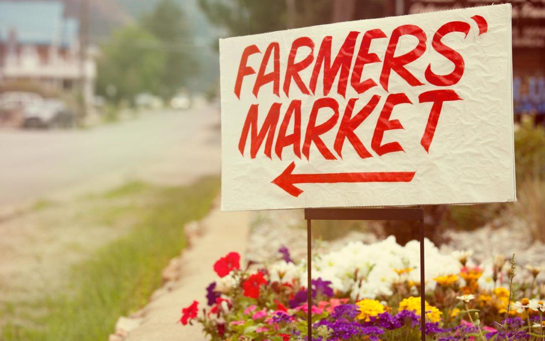 Colby to Host Regional Farmers' Market Vendor Workshop