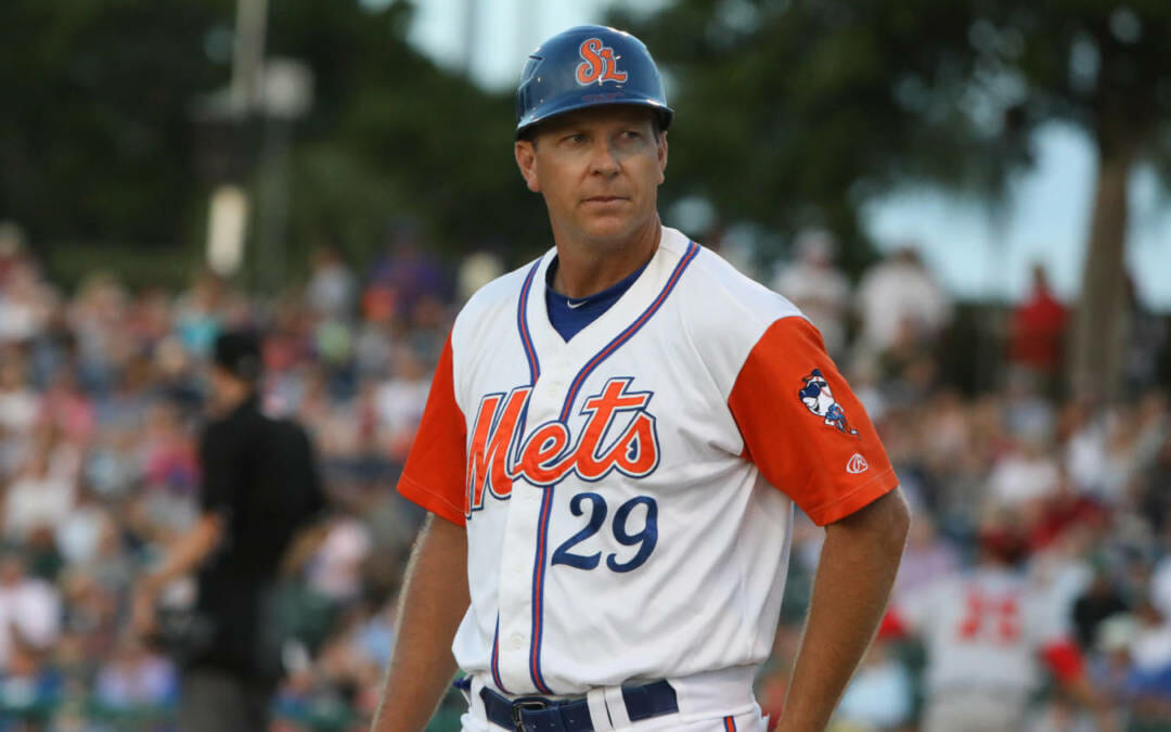 Chad Kreuter Returns As St. Lucie Mets Manager