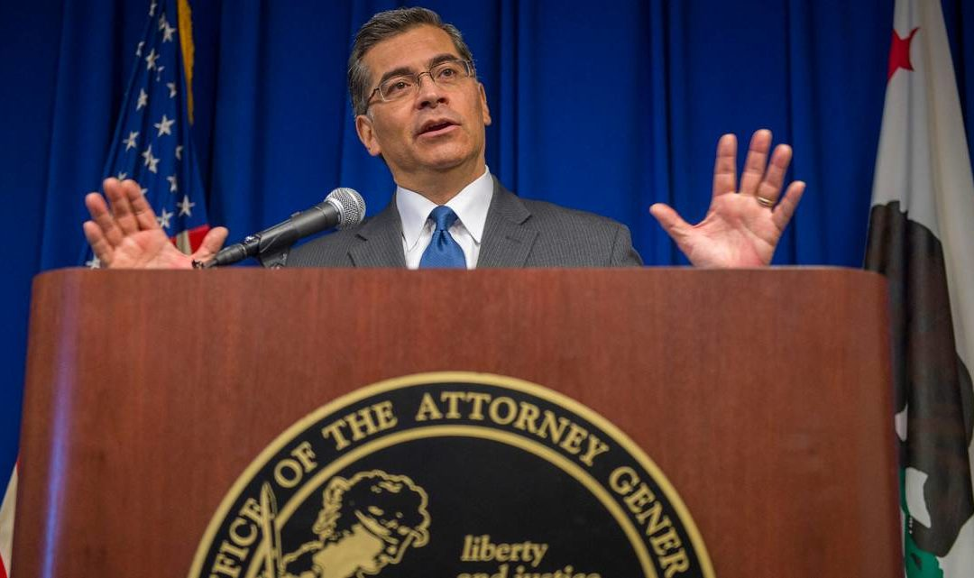 'we Will Prosecute' Employers Who Help Immigration Sweeps, California Ag Says