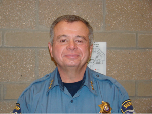 Sheriff Spezze to Seek Re-election