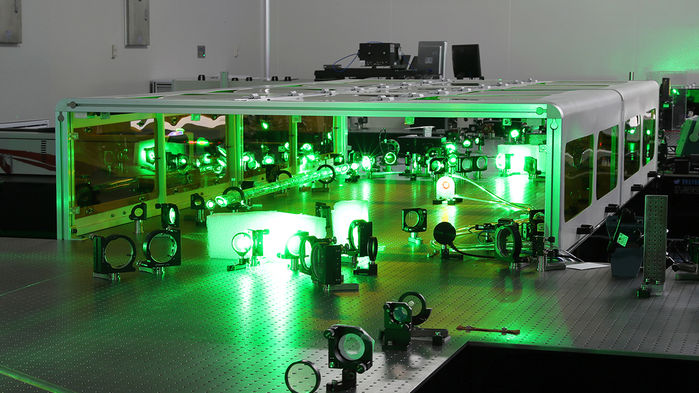 Physicists Are Planning to Build Lasers So Powerful They Could Rip Apart Empty Space
