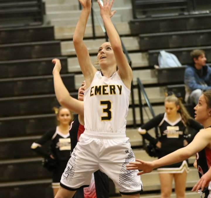 Emery Earns Share of Region 15 Title with Win over San Juan