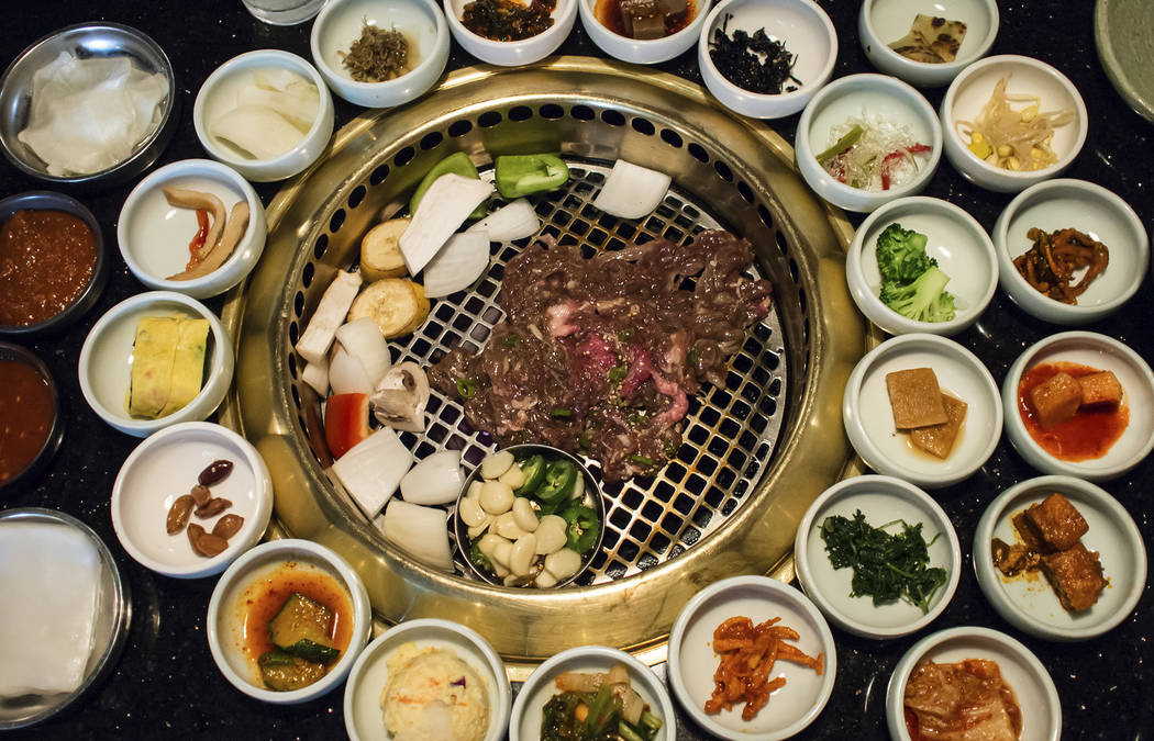 Authentic Korean Food is Becoming Popular in Las Vegas