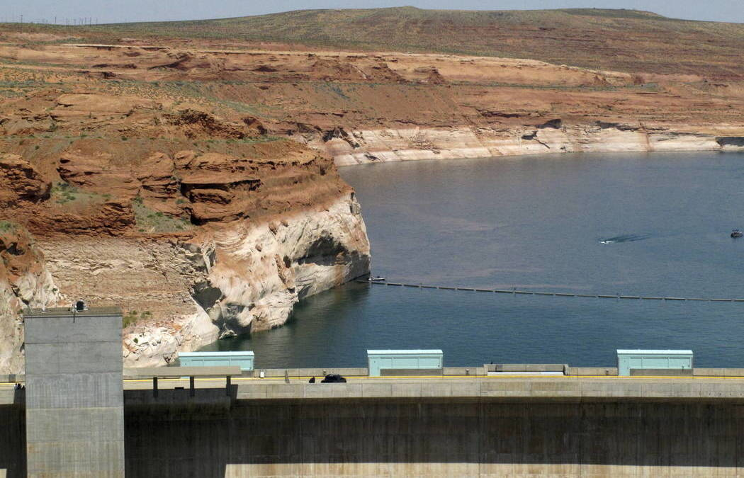 Lake Powell Hit Hard by Drought, Warm Winter