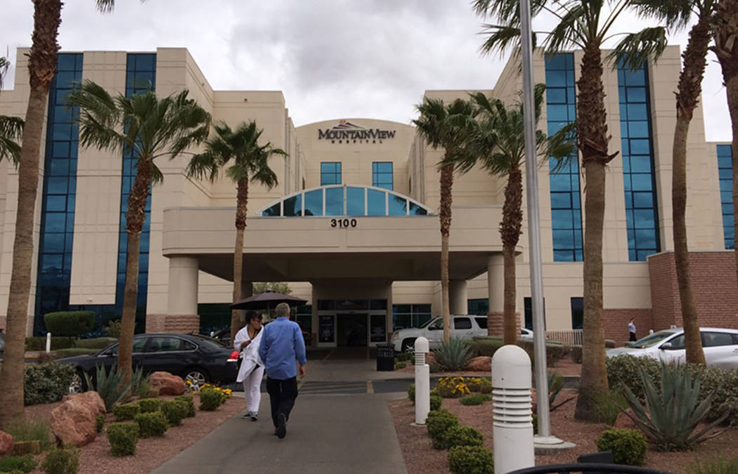 Las Vegas Hospital Gets State's First Anesthesiology Residency Program