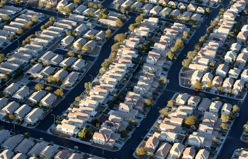 Default Notices Up but Overall Las Vegas Foreclosures Filings Down