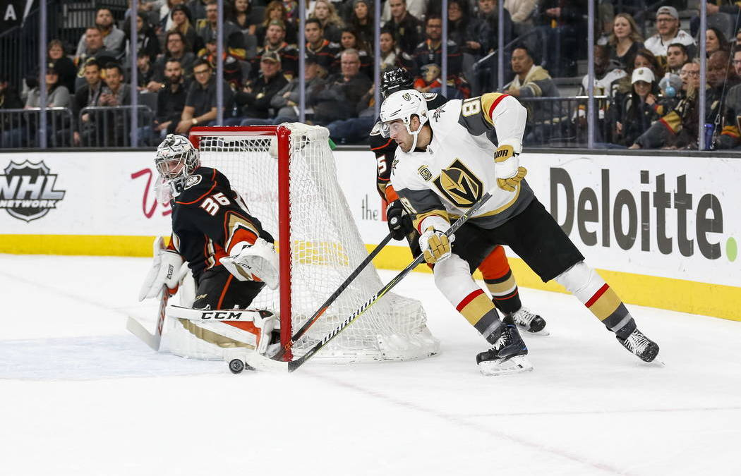 Rulers of the Pacific, Golden Knights Drop Rare Division Game