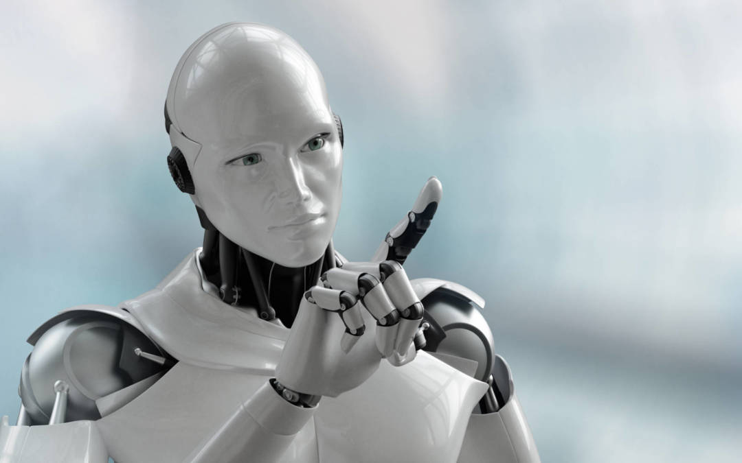 Globalists: A.I. Will Be 'billions of Times' Smarter Than Humans and Man Needs to Merge with It