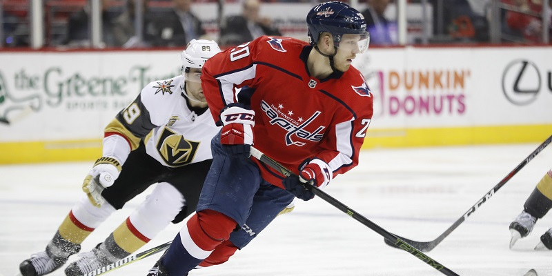 Capitals Sign C Eller to a Five-year Extension