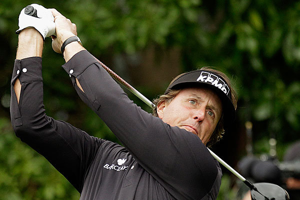Mickelson, Reavie Continue to Climb Ryder Cup Standings
