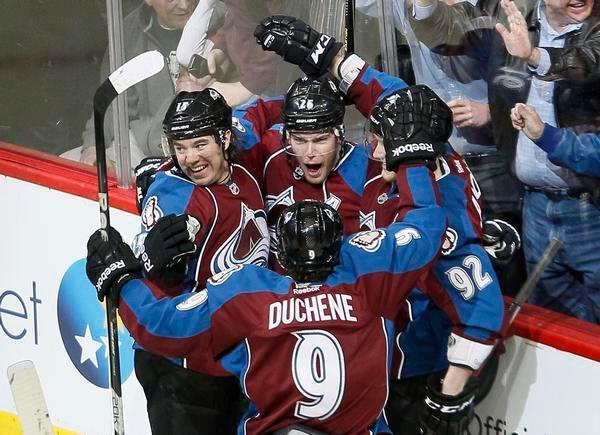 Nhl Roundup: Avs Shut Out Habs for 10th Straight Home Win