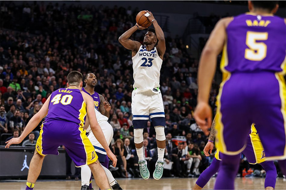 Timberwolves Rally, Send Lakers to Third Straight Loss