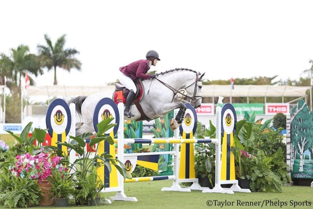 Palm Beach Masters Series Features Classic Champions Inc. Young Jumper Classes at Deeridge Derby and Palm Beach Open Shows