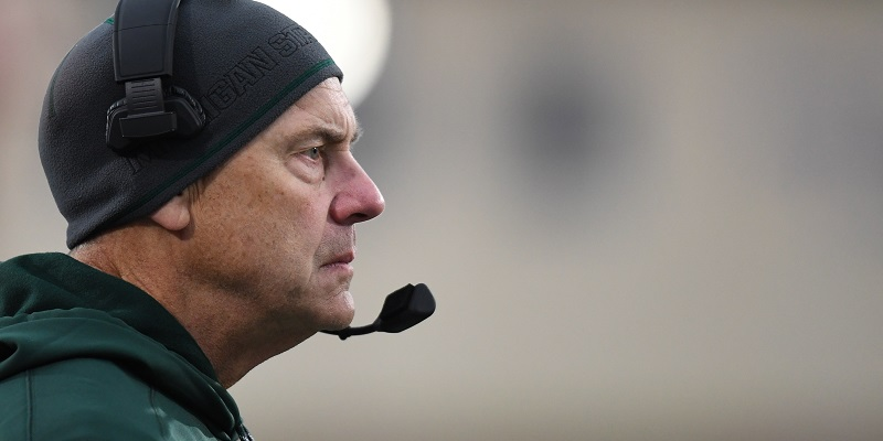 Dantonio's Annual Extension Approved by Michigan State