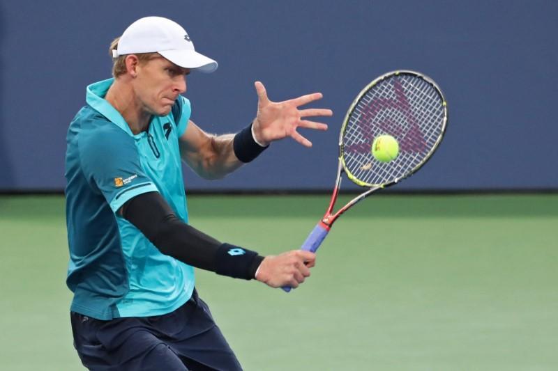 Tennis: Anderson Beats Querrey in New York Open Final