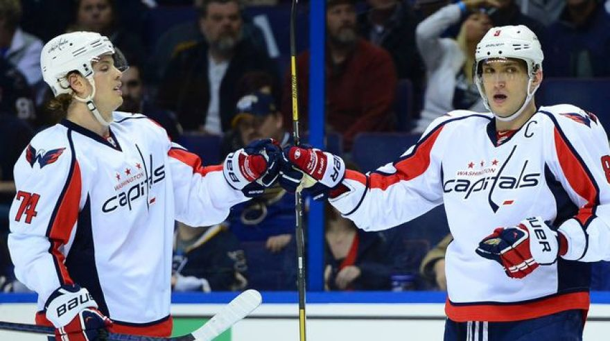 Fans Ejected for Racist Taunts Toward Capitals' Smith-pelly