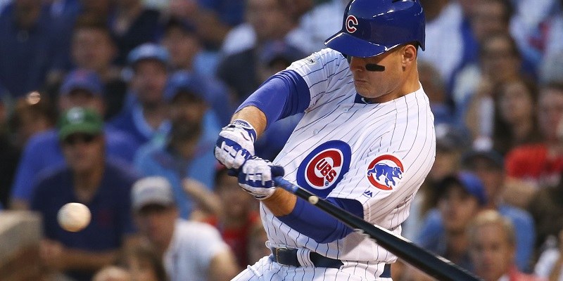 Rizzo Rejoins Cubs After Mournful Trip to Florida High School