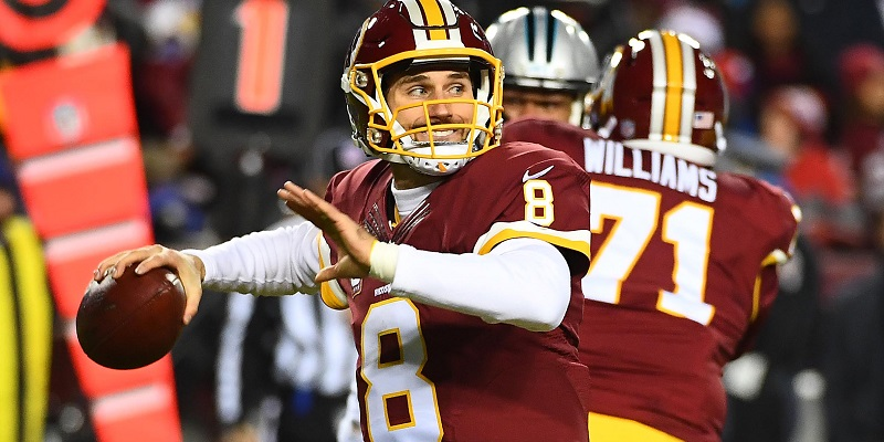 Cousins: Redskins' Trade for Smith 'Came As Surprise'