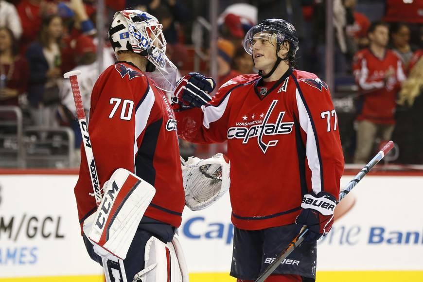 Capitals Knock off Sabres Again