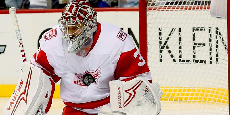 Red Wings Ship G Mrazek to Flyers for Two Picks