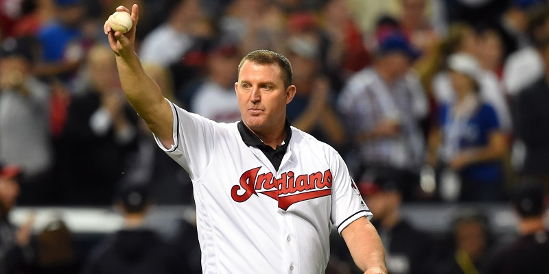 Notebook: Thome Doesn't Want Chief Wahoo on Hall of Fame Plaque