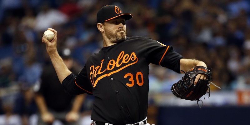 Orioles Officially Sign Rhp Tillman to One-year Deal