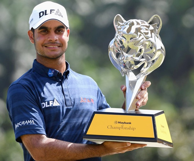 India's Sharma Captures Malaysia Title After Stunning Final Round