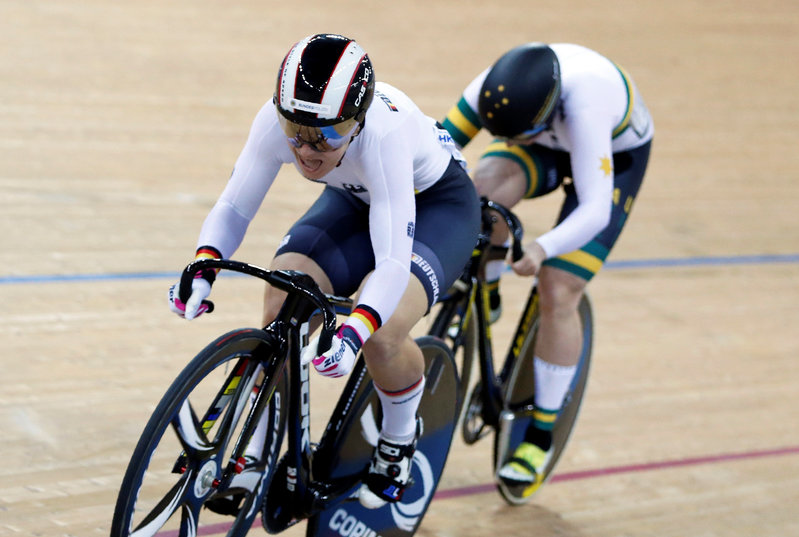 Cycling: Double Dutch delight on day one of world championships