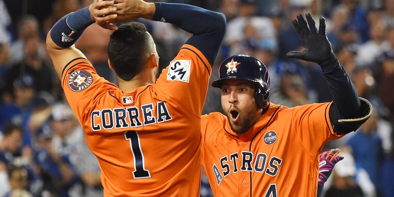 Astros' Springer Avoids Arbitration with 2-year Deal