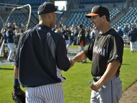 Jeter: Marlins' Moves Are for Betterment of Team