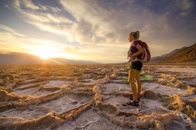 2017 Was Second Busiest Year on Record at Death Valley