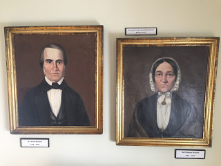 """Williamson-pultneyville Historial Society Presents """"the Heart of the Bennetts"""