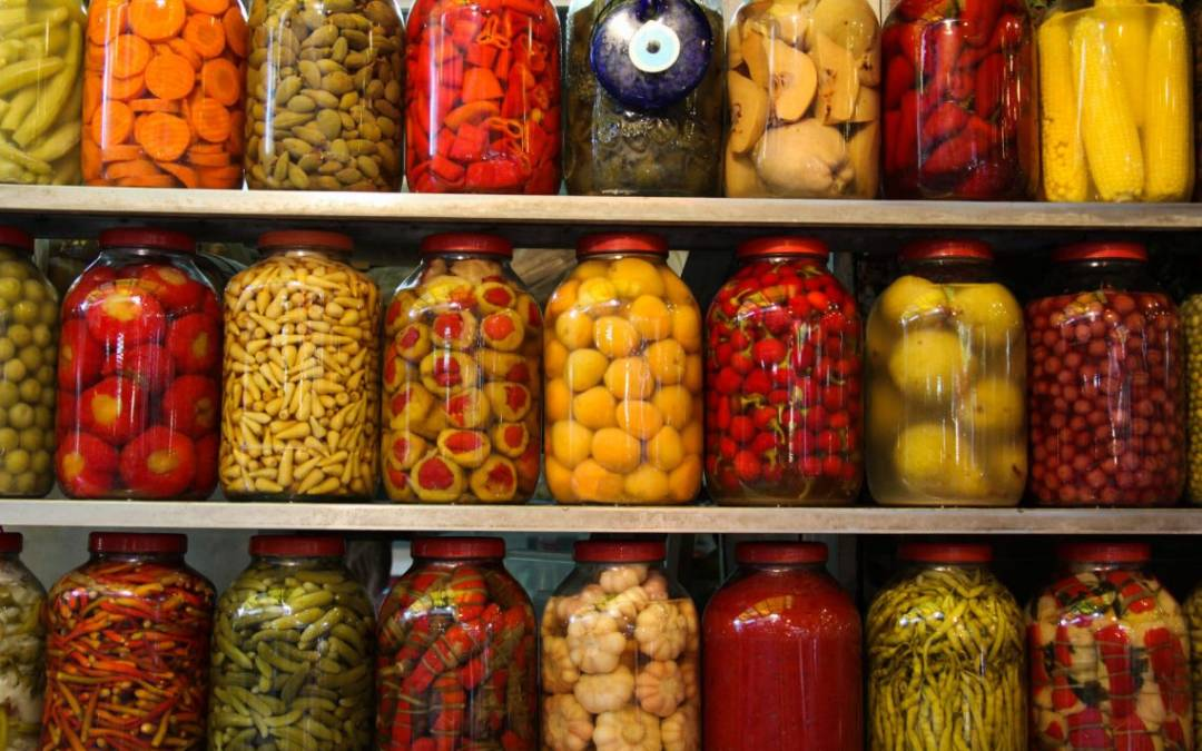 Stockpiling perishables: How to store fresh fruits and vegetables for the long term