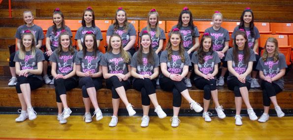 2018 C H S Cheer Camp Was Big Success