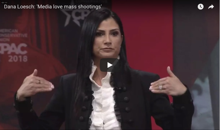 Dana Loesch: Media love mass shootings