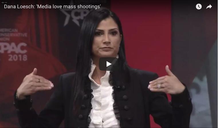 Dana Loesch: Media Love Mass Shootings